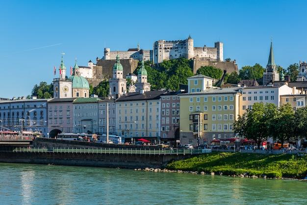 Centro storico di salisburgo