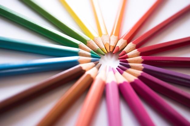 Cerchio colorato