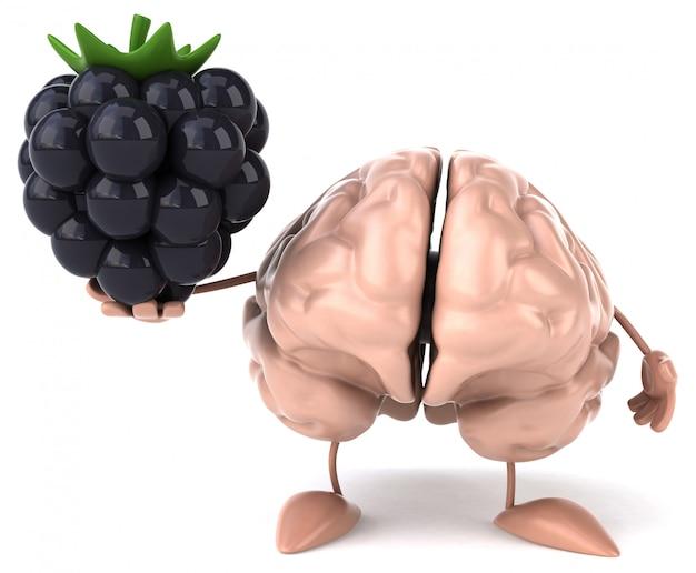 Cervello divertente