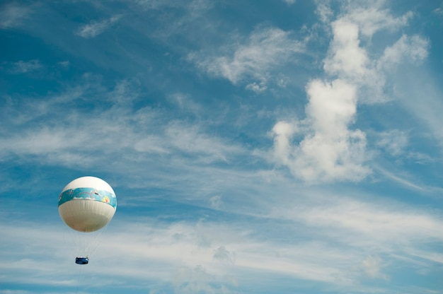 Chicago aeroballoon