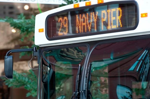 Chicago bus