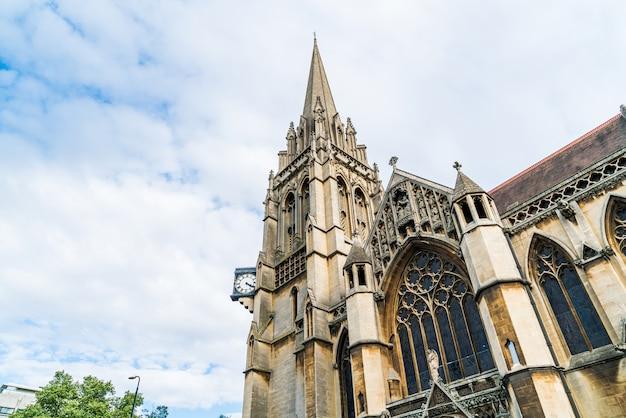 Chiesa cattolica di nostra signora e dei martiri inglesi a cambridge