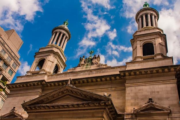 Chiesa cattolica romana di san giovanni battista a new york