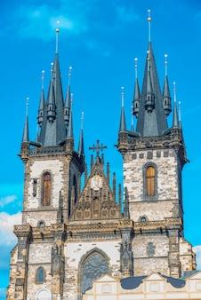 Chiesa della madre di dio a praga
