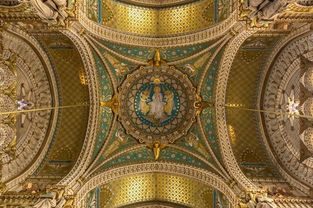 Chiesa di lione notre-dame de fourvière