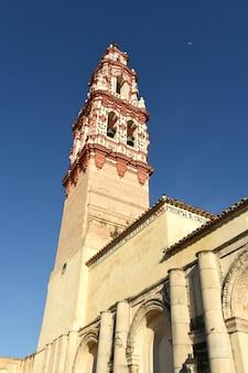 Chiesa di san juan, ecija, provincia di siviglia, andalusia, spagna