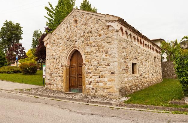Chiesa di san leonardo, fagagna
