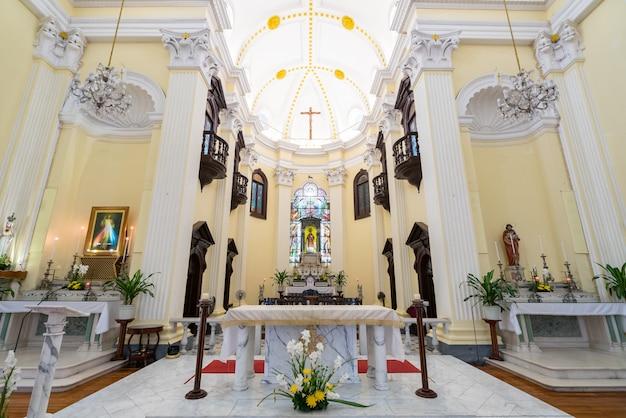 Chiesa di san lorenzo macao