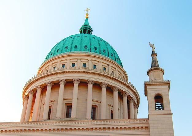 Chiesa di san nicola a potsdam, germania
