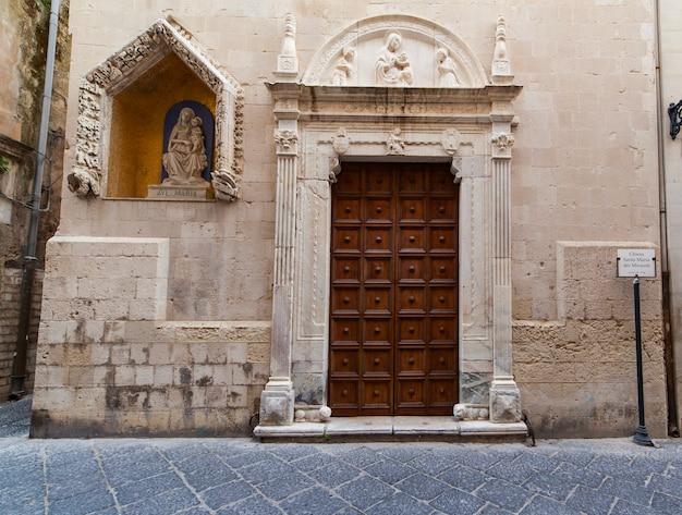 Chiesa di santa maria dei miracoli, ortigia