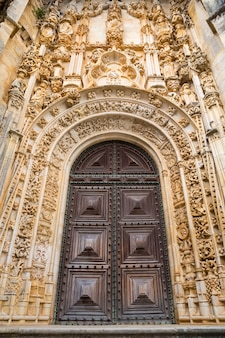 Chiesa rotonda tomar portogallo