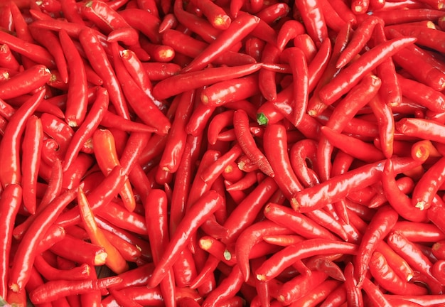 Chili rosso