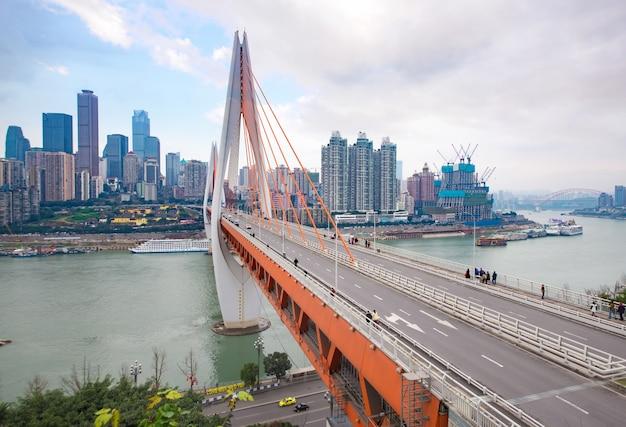 China travel panorama acqua porto