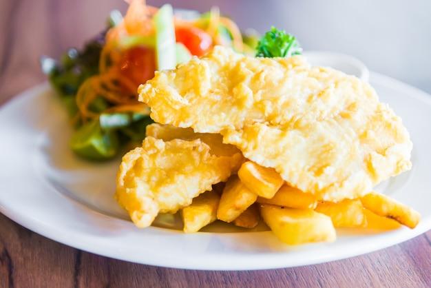 Chip di pesce