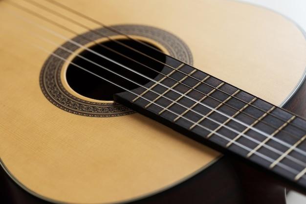 Chitarra classica spagnola in legno con cordino in nylon