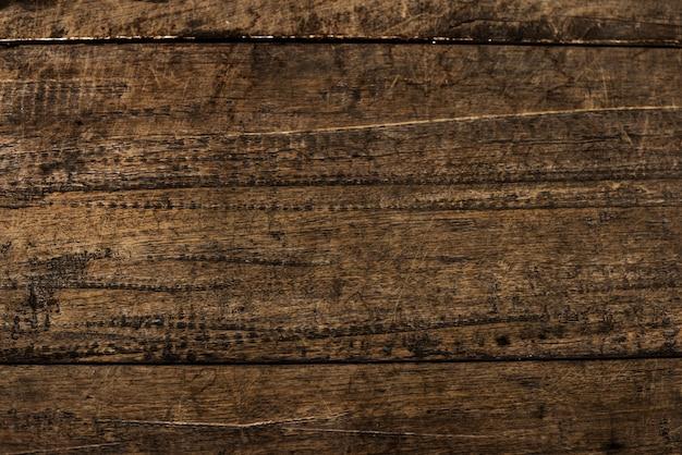 Chiuda in su di una priorità bassa strutturata di pavimento di legno marrone