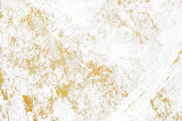 Chiuda in su di vernice bianca su una priorità bassa della parete