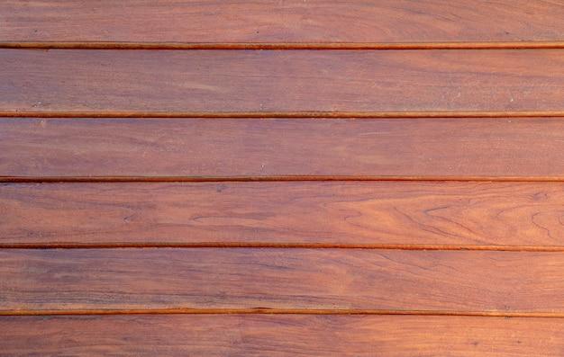 Chiuda sulla parete di legno marrone