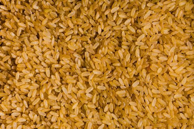 Chiuda sulla struttura del riso