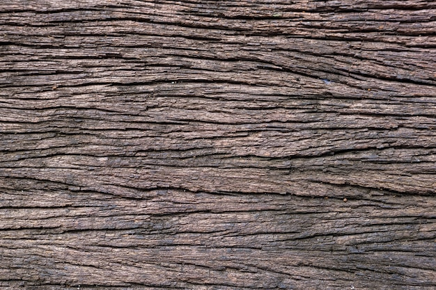 Chiuda sulla struttura di legno di struttura del grunge