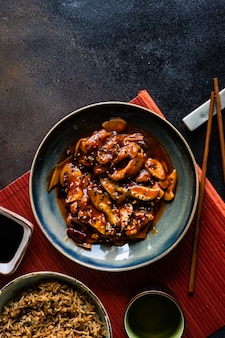 Cibo cinese tradizionale