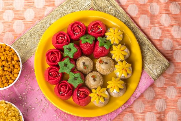 Cibo dolce di frutta secca