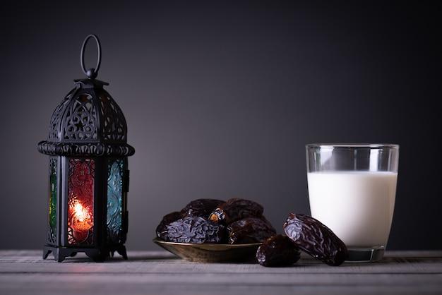 Cibo e bevande del ramadan