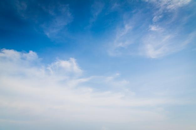 Cielo con le nuvole