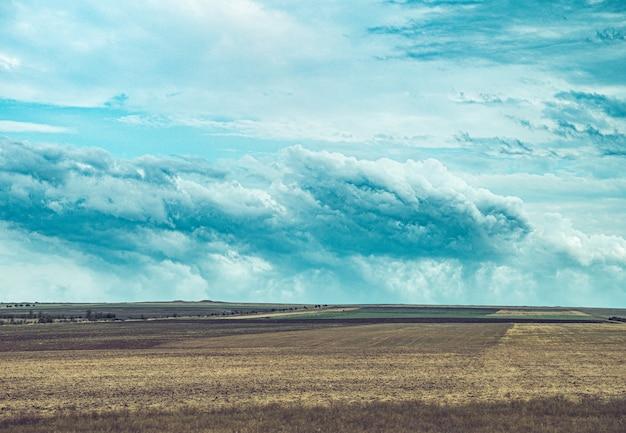 Cielo con nuvole. cloudscape