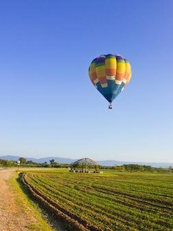 Cielo natura aerea cestino sfondo