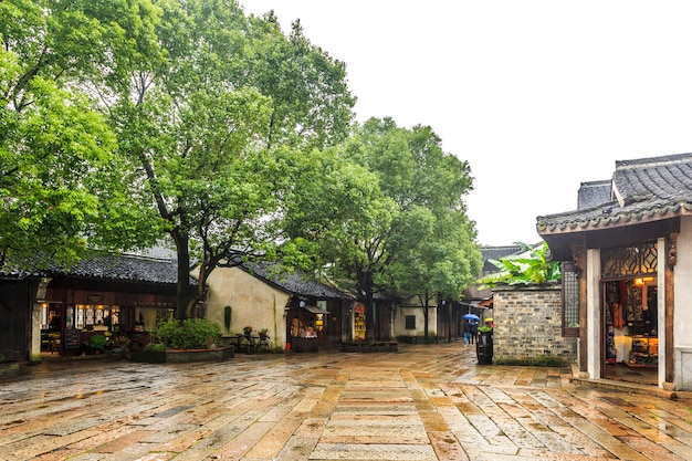 Cina antica città, wuzhen