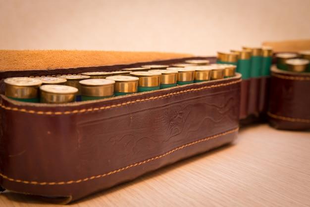 Cintura di munizioni