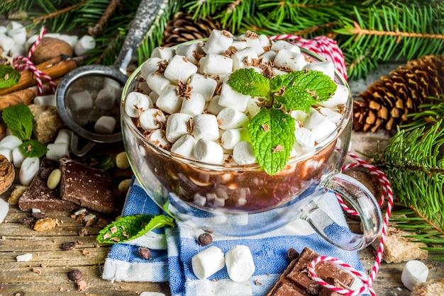 Cioccolata calda a natale