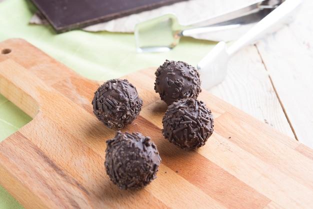 Cioccolato al tartufo