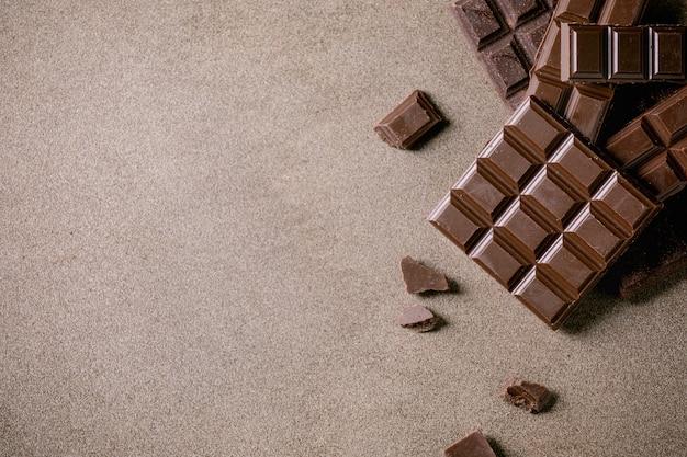 Cioccolato fondente al cacao