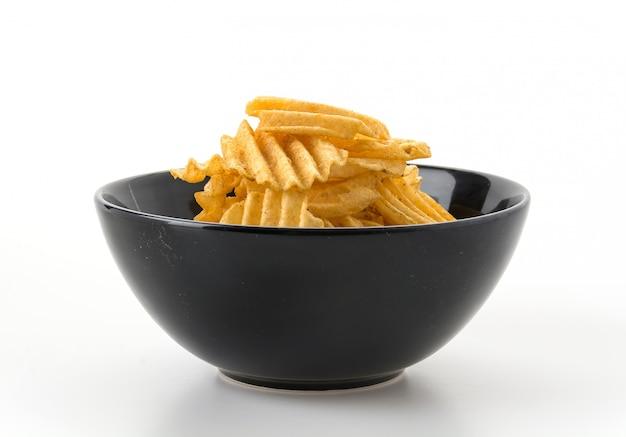 Ciotola di patatine