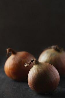 Cipolle crude e da taglio