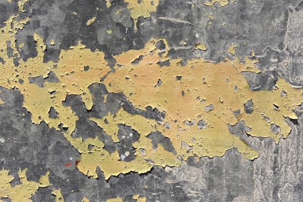 Cippatura di vernice metallica zincata