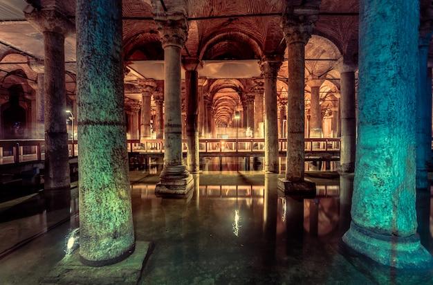 Cisterna basilica di istanbul