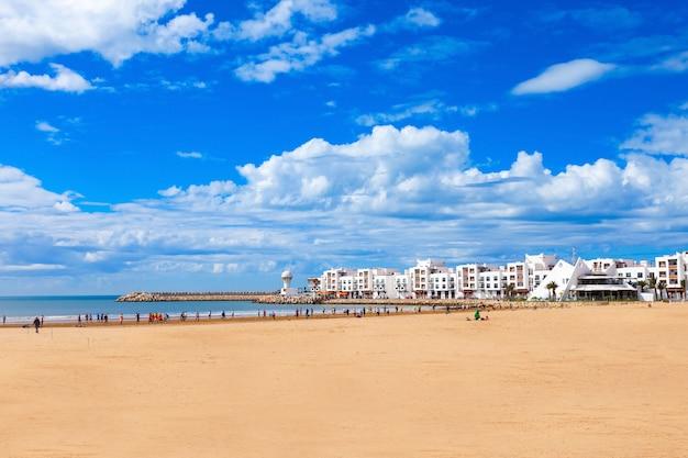 Città di agadir, marocco