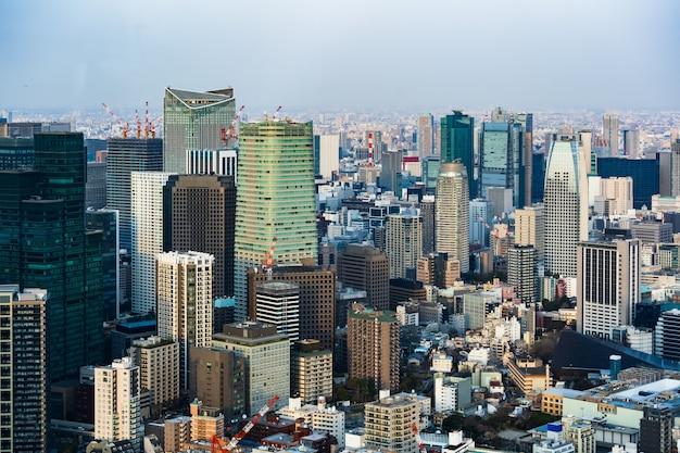 Città di tokyo, giappone