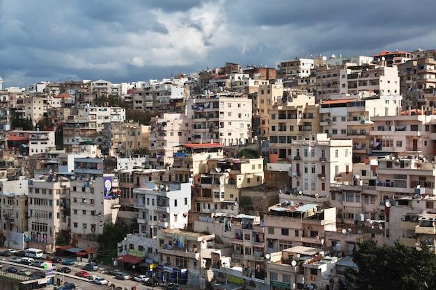 Città di tripoli in libano, medio oriente