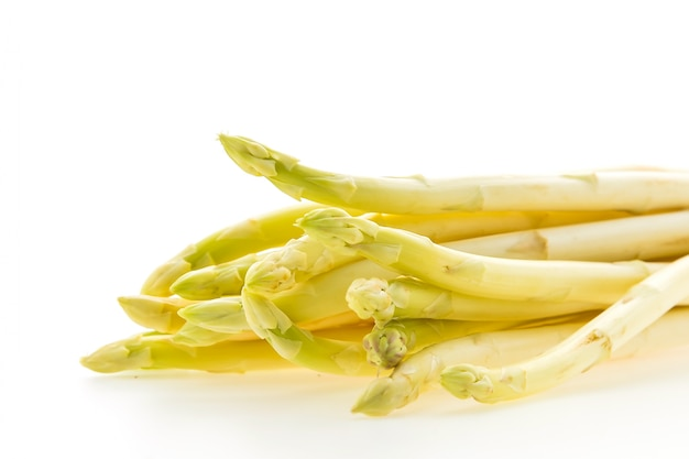 Close-up di asparagi