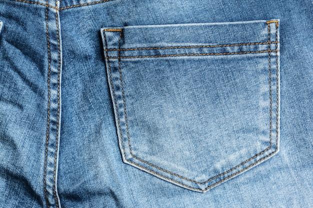 Close-up di jeans