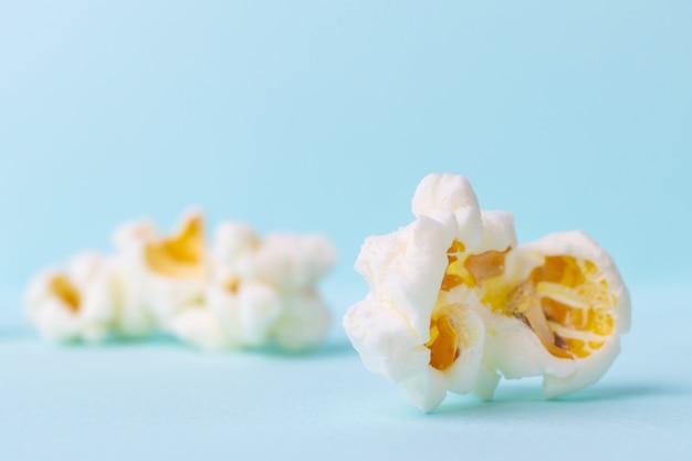 Close up di popcorn