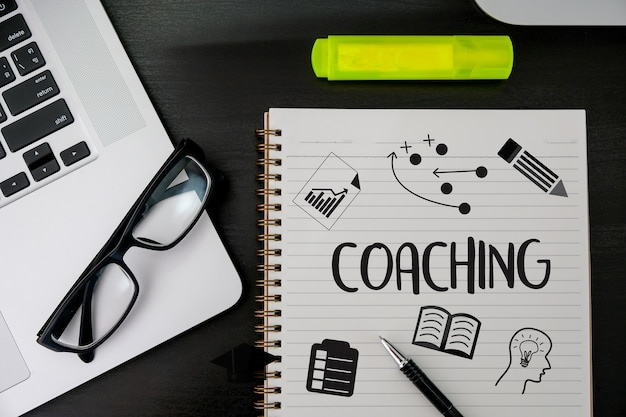 Coaching training planning learning coaching business guide capo istruttore