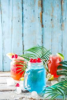 Cocktail tropicali estivi