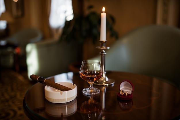 Cognac e sigaro