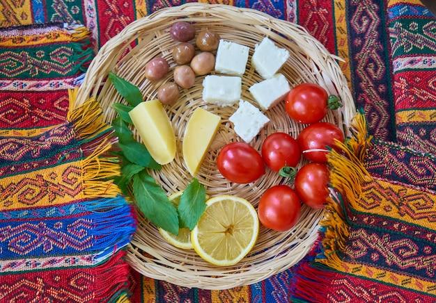 Colazione mediterranea