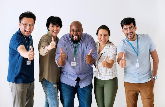 Collaboratori che danno ottimi riscontri